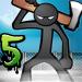 تحميل لعبة Anger of stick 5 : zombie مهكرة آخر اصدار