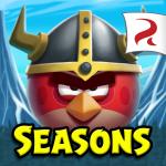 تحميل لعبة Angry Birds Seasons مهكرة آخر اصدار