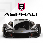 تحميل لعبة Asphalt 9: Legends – 2019's Action Car Racing Game مهكرة آخر اصدار