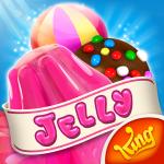 تحميل لعبة Candy Crush Jelly Saga مهكرة آخر اصدار