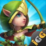 تحميل لعبة Castle Clash: War of Heroes RU مهكرة آخر اصدار
