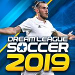 تحميل لعبة Dream League Soccer 2019 مهكرة آخر اصدار