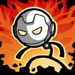 تحميل لعبة HERO WARS: Super Stickman Defense مهكرة آخر اصدار