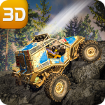 تحميل لعبة Offroad drive : 4×4 driving game مهكرة آخر اصدار