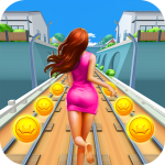 تحميل لعبة Subway Princess – Endless Run مهكرة آخر اصدار