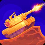 تحميل لعبة Tank Stars مهكرة آخر اصدار
