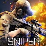 تحميل لعبة Blazing Sniper – offline shooting game مهكرة آخر اصدار