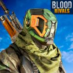 تحميل لعبة Blood Rivals – Survival Battleground FPS Shooter مهكرة آخر اصدار