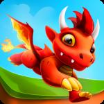 تحميل لعبة Dragon Land مهكرة آخر اصدار
