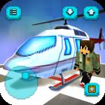 تحميل لعبة Helicopter Craft: Flying & Crafting Game 2018 مهكرة آخر اصدار