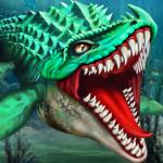 تحميل لعبة Jurassic Dino Water World مهكرة آخر اصدار