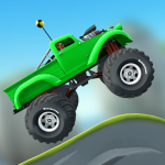 تحميل لعبة MMX Hill Dash 2 – Offroad Truck, Car & Bike Racing مهكرة آخر اصدار