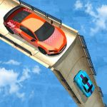 تحميل لعبة Mega Ramp Car Racing :  Impossible Tracks 3D مهكرة آخر اصدار