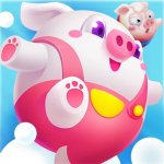 تحميل لعبة Piggy Boom-Happy treasure مهكرة آخر اصدار