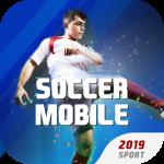 تحميل لعبة Soccer Mobile 2019 – Ultimate Football مهكرة آخر اصدار