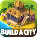 تحميل لعبة Town Building Games: Tropic City Construction Game مهكرة آخر اصدار