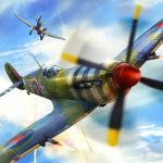 تحميل لعبة Warplanes: WW2 Dogfight مهكرة آخر اصدار