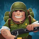 تحميل لعبة World War 2: Offline Strategy مهكرة آخر اصدار